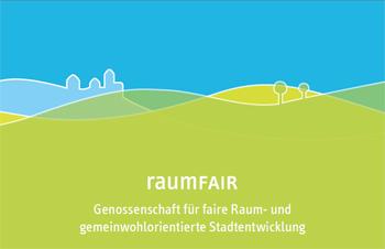 raumFAIR eG | Genossenschaft für faire Raum- und gemeinwohlorientierte Stadtentwicklung